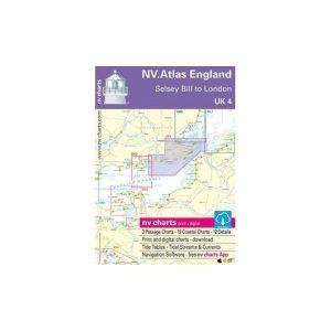 NV Atlas UK4 Selsey Bill to R. Thames